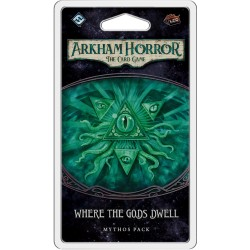 Arkham Horror: The Card Game LCG - Where the Gods Dwell