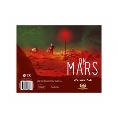 On Mars - upgrade na Kickstarter verzi