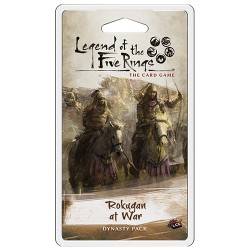 The Legend of the Five Rings: The Card Game - Rokugan at War