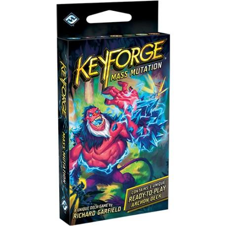 KeyForge: Mass Mutation - Deluxe Deck