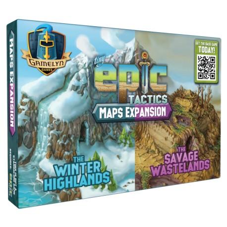 Tiny Epic Tactics: Maps Expansion