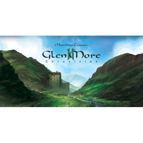 Glen More II: Chronicles Promo 1 - alternative Personen