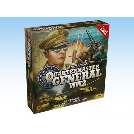 Quartermaster General WW2 (2nd Edition)