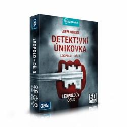 Detektivní únikovka - Leopold 3.díl: Leopoldův osud