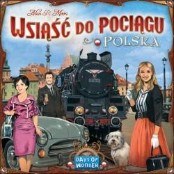 Ticket to Ride: Polska ( Wsiąść do Pociągu: Polska)