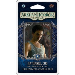 Arkham Horror: The Card Game LCG - Nathaniel Cho Investigator Starter Deck
