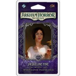 Arkham Horror: The Card Game LCG - Jacqueline Fine Investigator Starter Deck