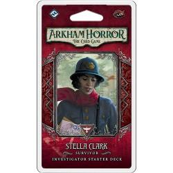 Arkham Horror: The Card Game LCG - Stella Clark Investigator Starter Deck