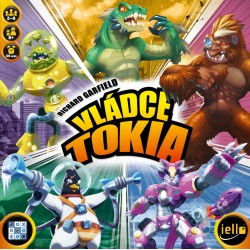 Vládce Tokia (druhá edice)
