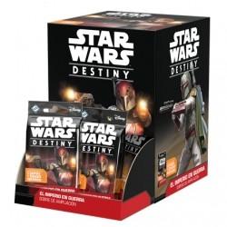 Star Wars Destiny: Impérium ve válce - doplňkový balíček (36 ks)