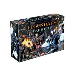 Legendary: A Marvel Deck Building Game - Dark City