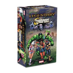 Legendary: A Marvel Deck Building Game - Champions