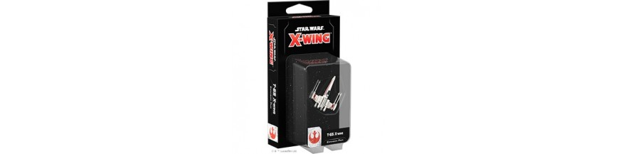 X-Wing SE Rebel Alliance Expansions