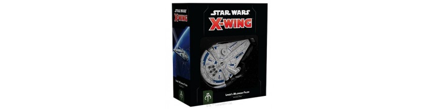 X-Wing SE Scum and Villainy Expansions