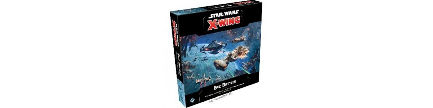 X-Wing SE Neutral Expansions